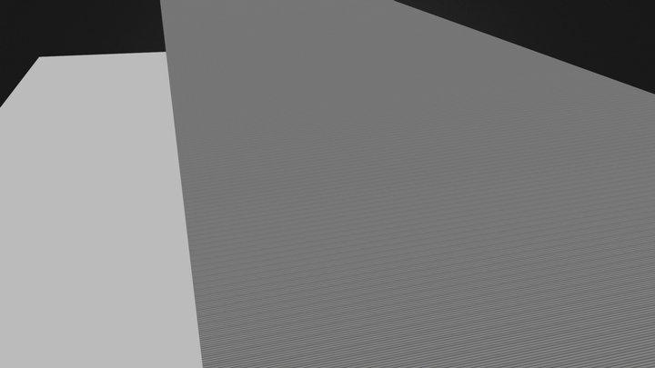 Excitech building test 3D Model