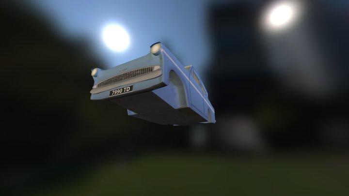 FORDwindows.zip 3D Model