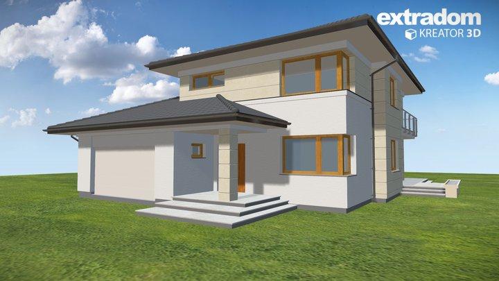 Karat 4 (BSE1127) 3D Model