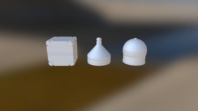 mesh-modeling_fundamentals_exercise01_done 3D Model
