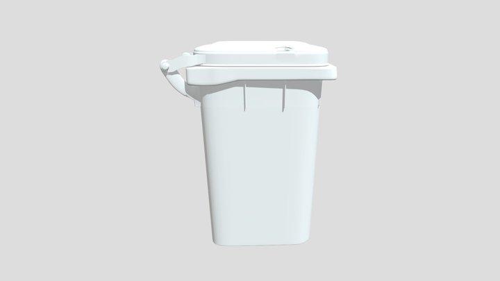 Garbage 3D Model