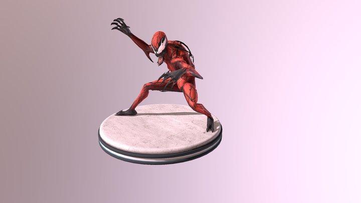 Carnage SMU 3D Model