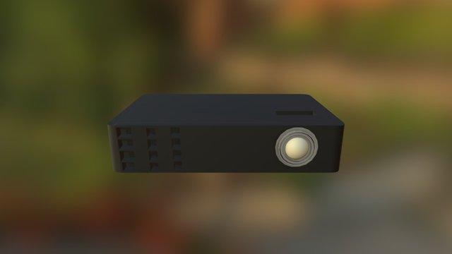 proyector 3D Model