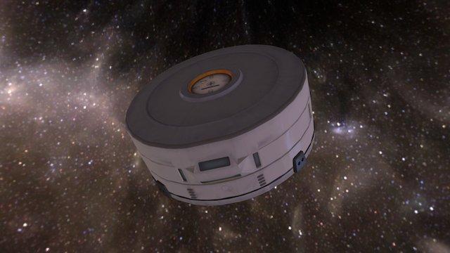 LBSI Kappa NK-HCV375 'Amelia' Serie SX (KSP Mod) 3D Model