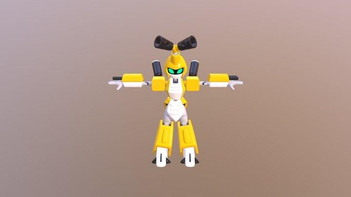 Metabee Model 1.0 (Free Download) 3D Model