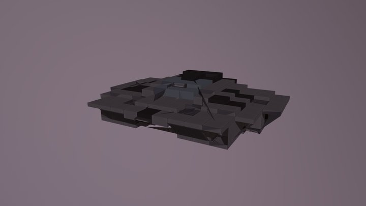 ED Sidewinder 3D Model