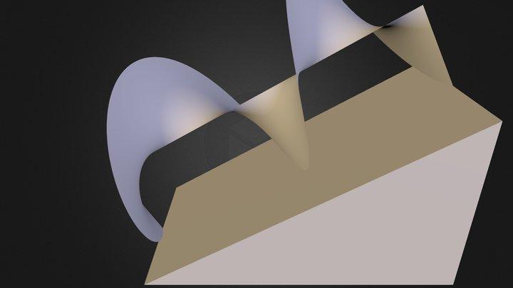 archimedes 3D Model