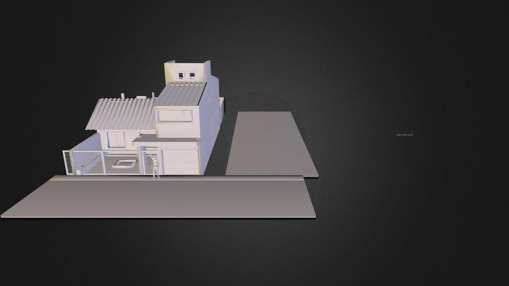 Estar 3D Model