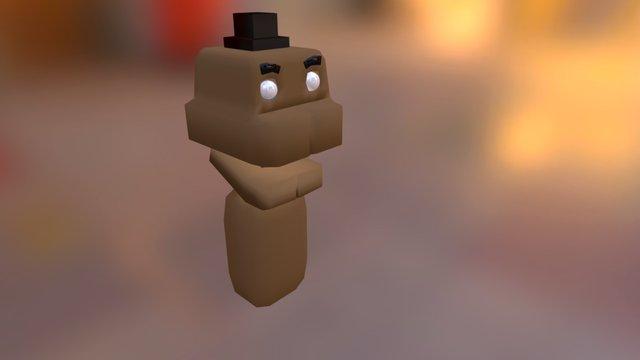 Fnaf Freddy w.i.p 3D Model