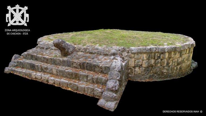 Plataforma de la Tortuga - Serie Inicial 3D Model