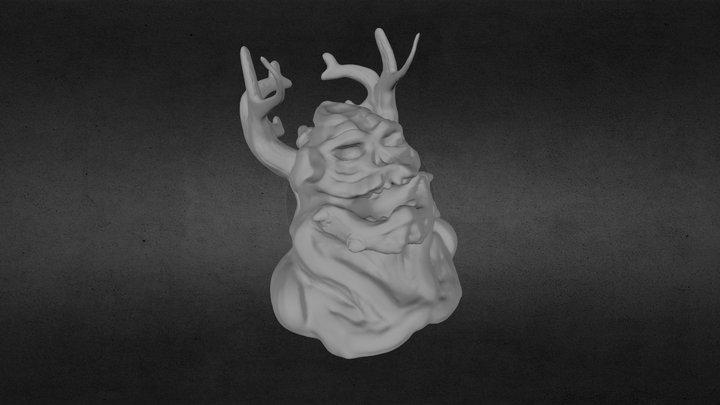 15 min 3D Model