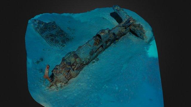 Waikiki Corsair 3D Model