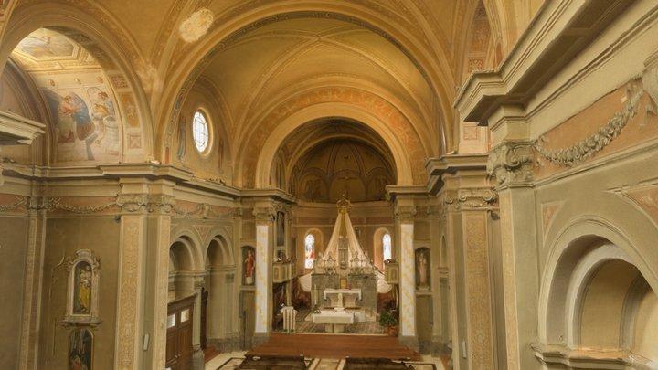 Chiesa San Lorenzo 3D Model