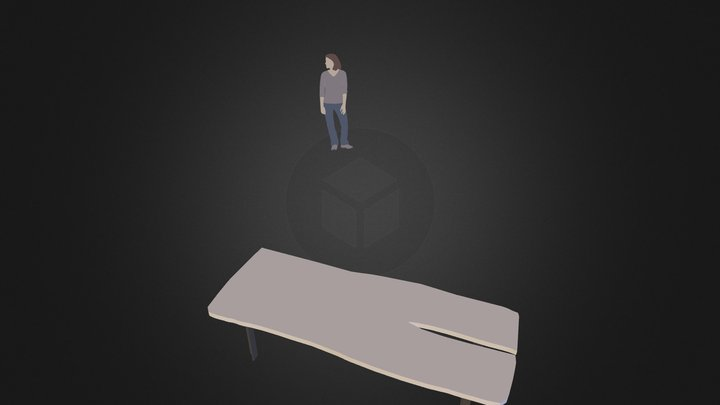 tafel 3D Model