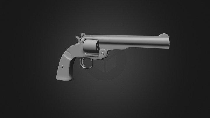 Shanks Kirsten CGG391-O 1805 Milestone1 3D Model