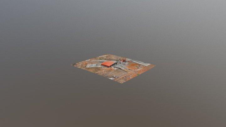Port Sec 3D Model