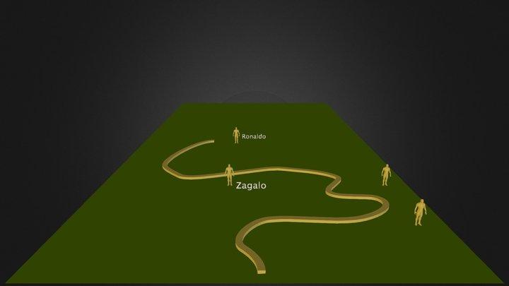 Campo 3D Model