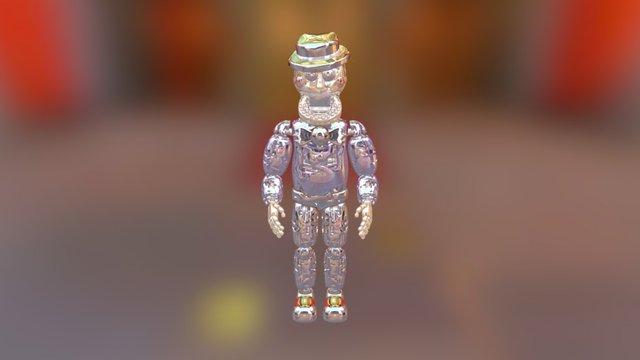 Lockjaw 3D Model