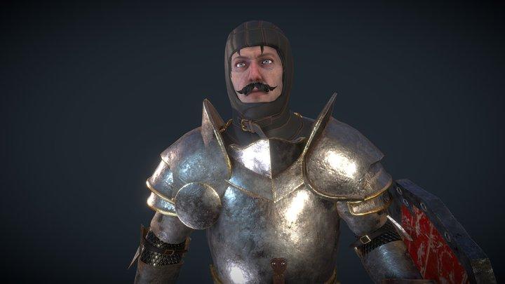 Knight 5 3D Model
