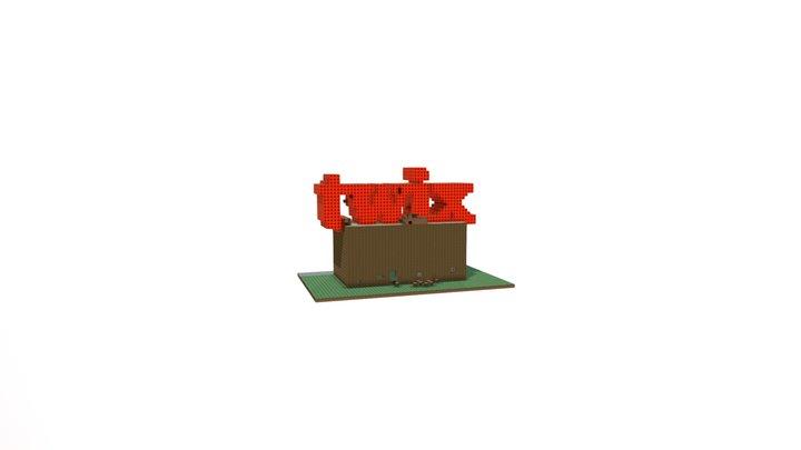 COCO 3D Model