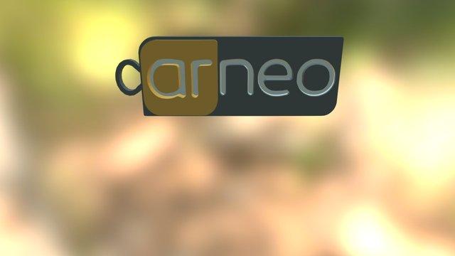 Arneo Keychain 3D Model