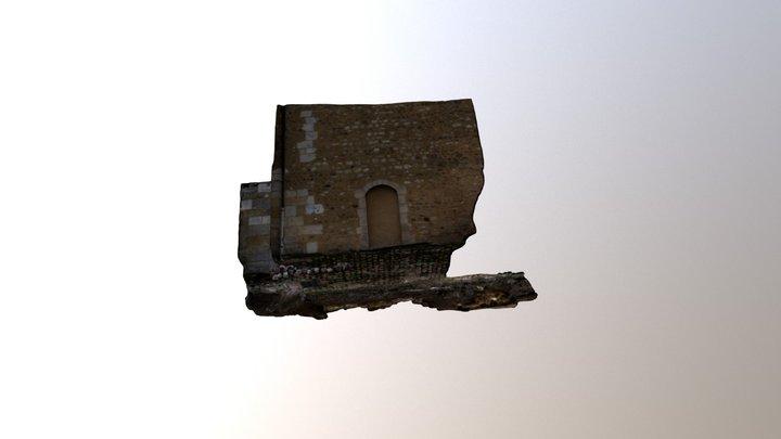 Le Mans - Hôtel-Dieu Coeffort -  2018-2 3D Model