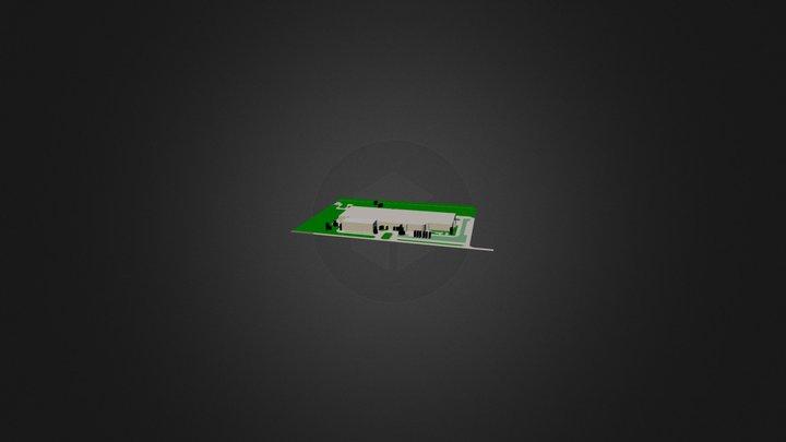 генпланВар 2 3D Model
