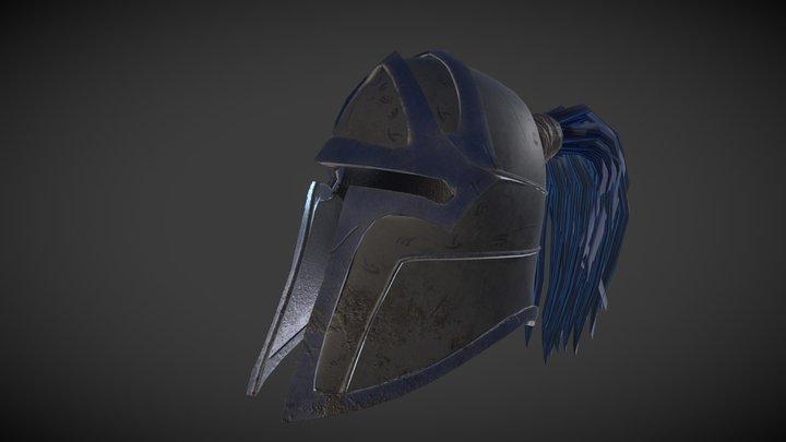 Veteran Alliance Helmet 3D Model