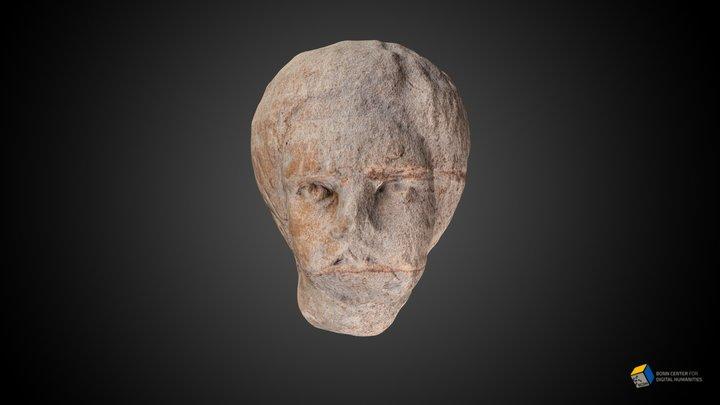 Roman portrait 3D Model