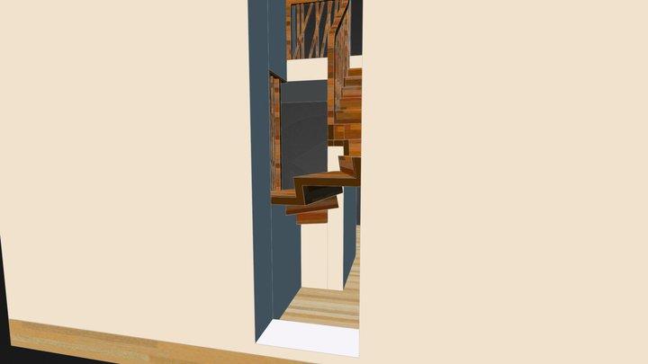 Trepp1 3D Model