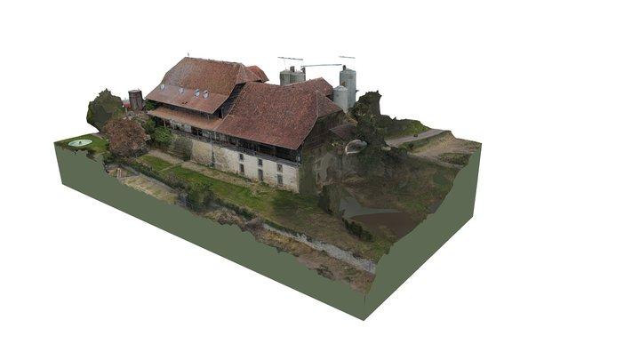Schüür 3D Model