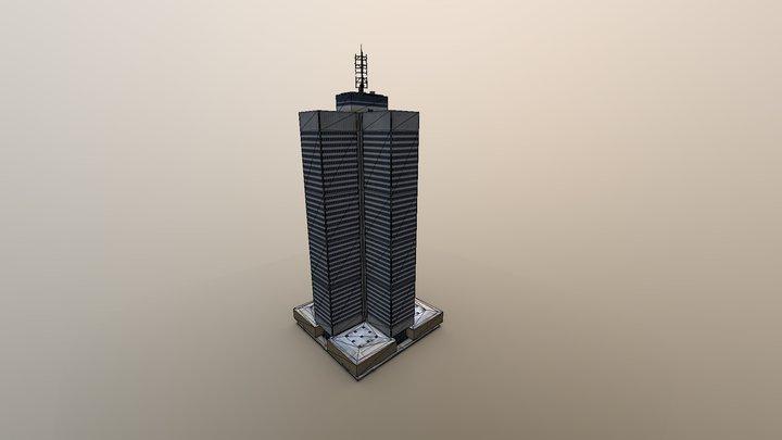 Place Ville Marie 3D Model
