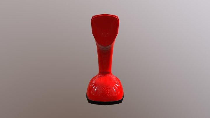 Kobra Telephone 3D Model