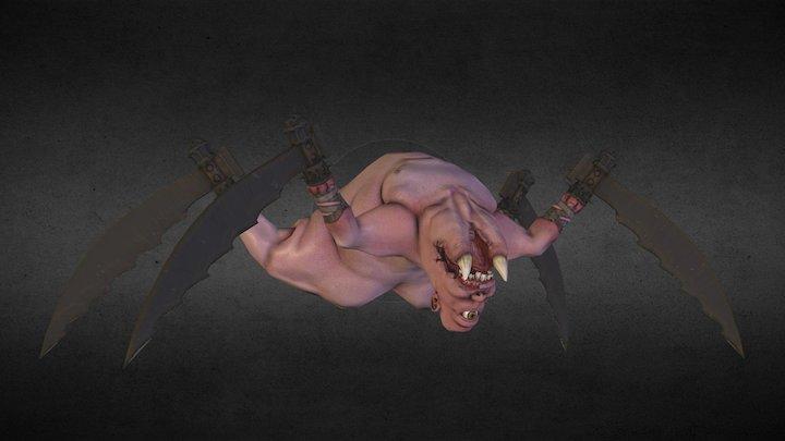 Spooky Hoofs 2 - Endboss III 3D Model
