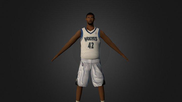 Player3 3D Model