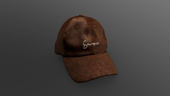 Severn - CIVILIAN CAP 3D Model