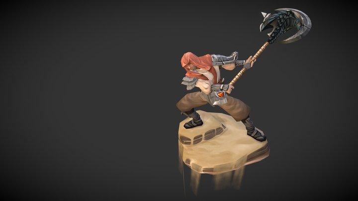 Desert viper 3D Model