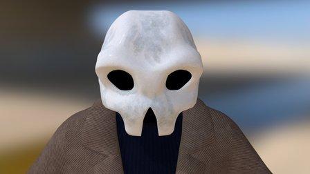 Deadbolt reaper 3D Model