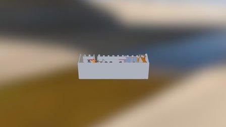 Exeter-2011 3D Model