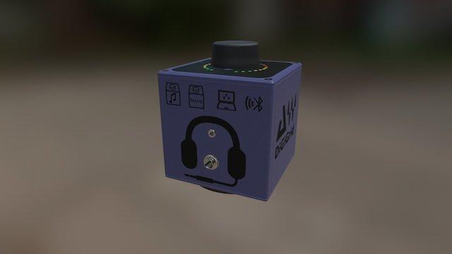 DiGiGrid Q 3D Model