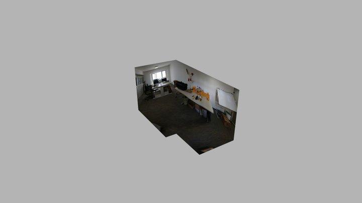 Offce 3D Model