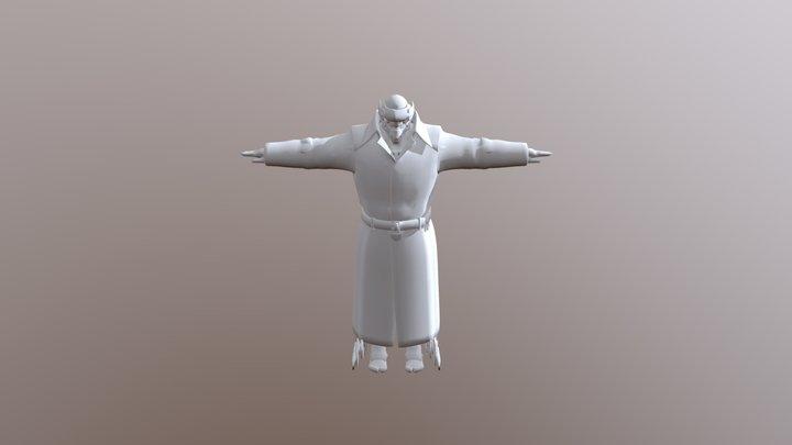 Sundowner 3D Model