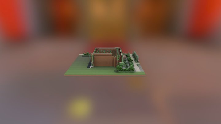 new_library 3D Model