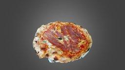 Pizza! #3DST6 3D Model