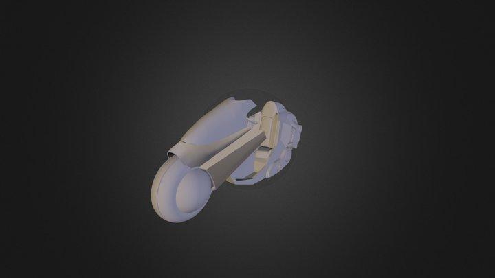 Akira_Kaneda 3D Model