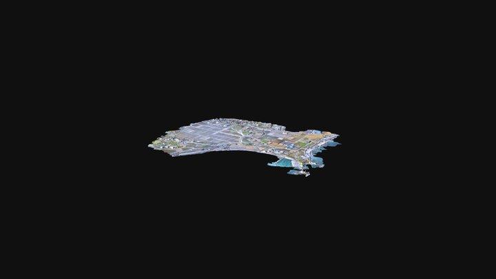Sky x Terrain: Suginoshita 杉の下 3D Model