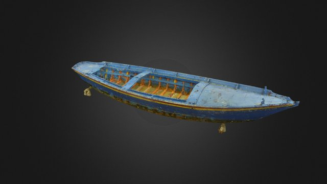 ludovica 3D Model