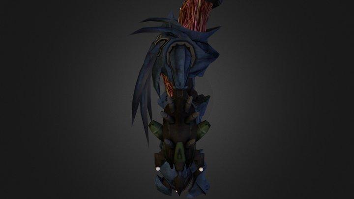hunter.zip 3D Model