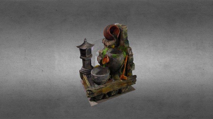 Orient Water Source 3D Model