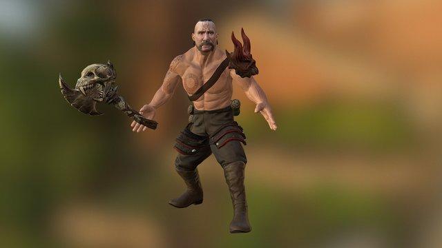Heimjil 3D Model